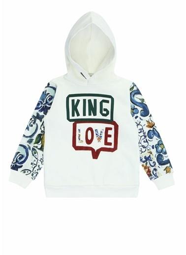 Dolce&Gabbana Sweatshirt Beyaz